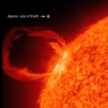 SDO_Earth_scale