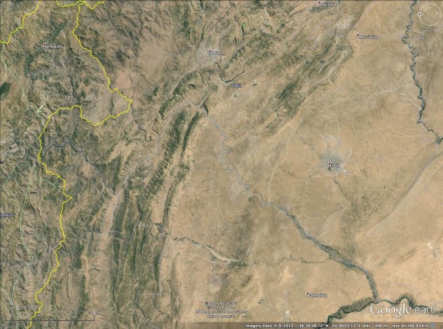 Iraq bends