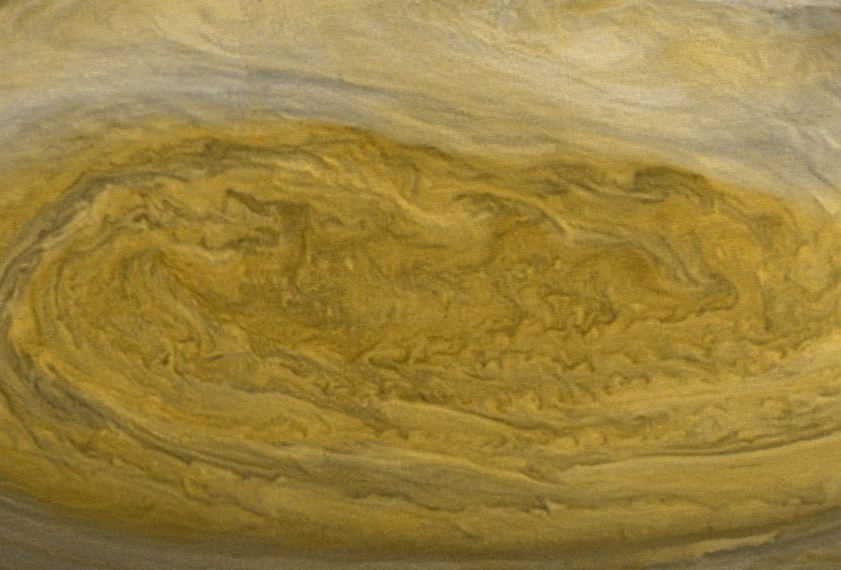 Jupiter-GreatRedSpot-UpClose-VoyagerI-04March1979
